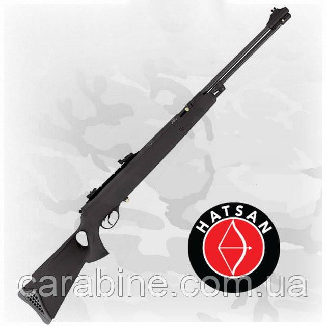 HATSAN 150TH Torpedo Vortex, пневматическая винтовка типа магнум с подствольным рычагом и с газовой пружиной