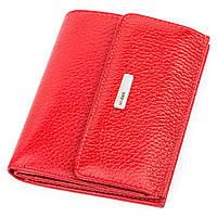 Кошелек женский KARYA 17147 кожаный Красный, Красный, фото 1