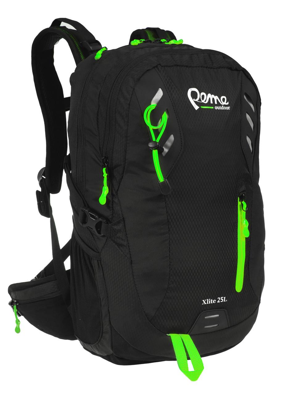 Рюкзак Peme XLite 25 Black-Green