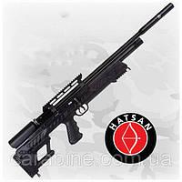 Hatsan bullboss PCP пневматическая винтовка, bullpup