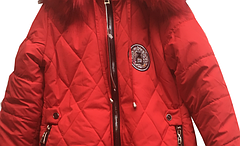 "Зимняя курточка для девочки ""Ева"", фото 2"