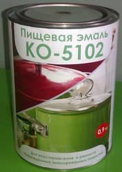 Пищевая эмаль  в мелкой фасовке (1кг)