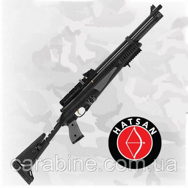 HATSAN AT44-10 TACT LONG (tactical) PCP пневматическая винтовка