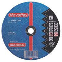 Отрезной круг Metabo Novoflex A 30, 230 мм вогнутный