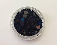 Квадратики - 17 черный