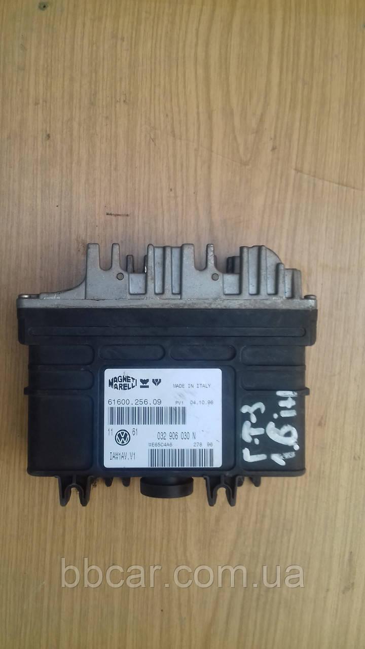 Блок управління двигуном MAGNETI MARELLI Volkswagen Golf-3 1.6 i(032906030N)