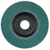 Лепестковый шлифовальный круг Metabo Novoflex P 40, 115 мм