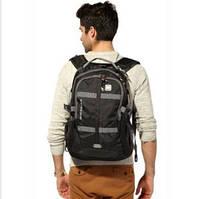 Классический мужской рюкзак из текстиля