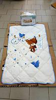 Турецкое хлопковое одеяло ТМ Aran Clasy для кроватки  13259