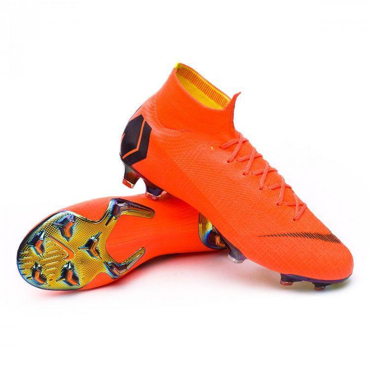 watch cc99e d1e50 Бутсы Nike Mercurial Superfly 6 Elite FG, Nike, Мужская, Оранжевый, 39,