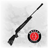 Пневматическая винтовка Hatsan 125 Sniper Vortex с газовой пружиной (хатсан 125 снайпер вортекс), фото 2