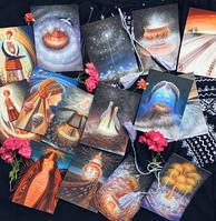Набор открыток Олега Шупляка (22 шт), фото 1