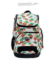 Распродажа! Большой рюкзак Speedo Teamster Exclusive (White Pineapples), фото 1