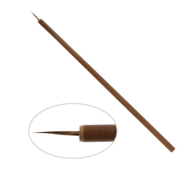 Кисть бамбуковая, для прорисовки тонких линий