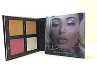 Набор хайлайтеров Huda Beauty Highlighter Palette , фото 1