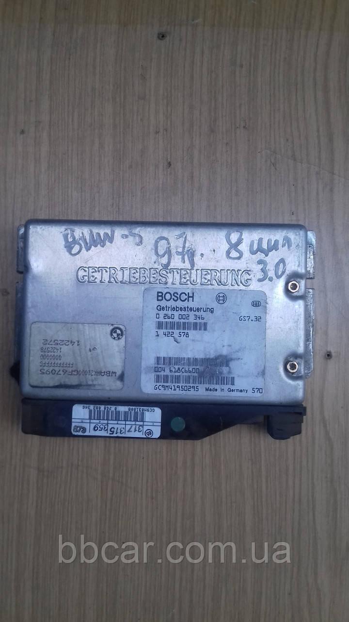 Блок управління двигуном BOSCH BMW-7 E-38 3.0 1997р-в ( 0260002346 )