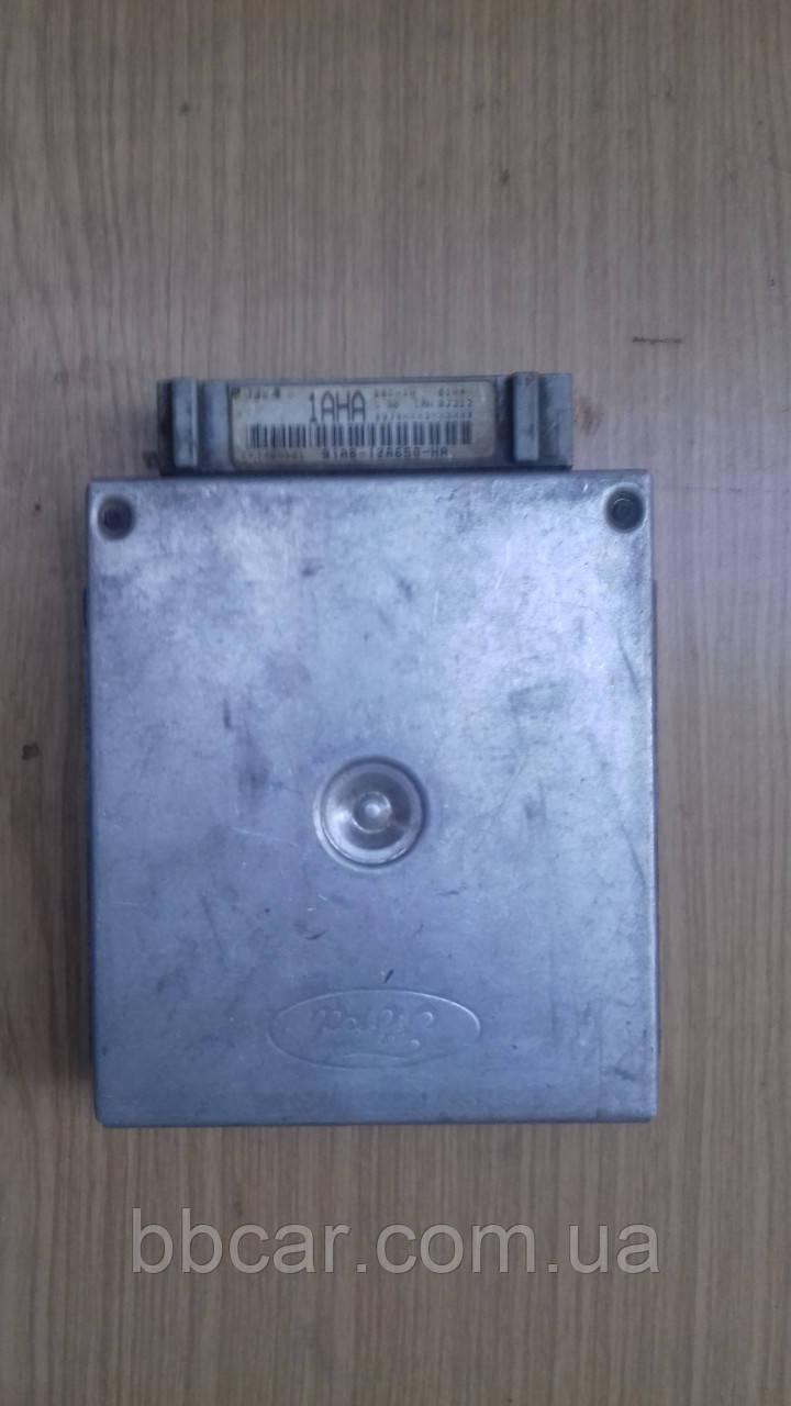 Блок управления двигателем  Ford Escort  ( 91AB12A650HA )