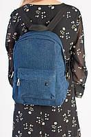 Джинсовые брендовые рюкзаки Классический дизайн Простота тенденция моды Дополнит гардероб Код: КГ5944, фото 1