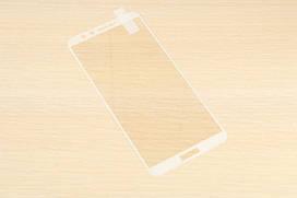 Защитное стекло Silk Screen для Huawei Honor 9 Lite тех.пакет (White)