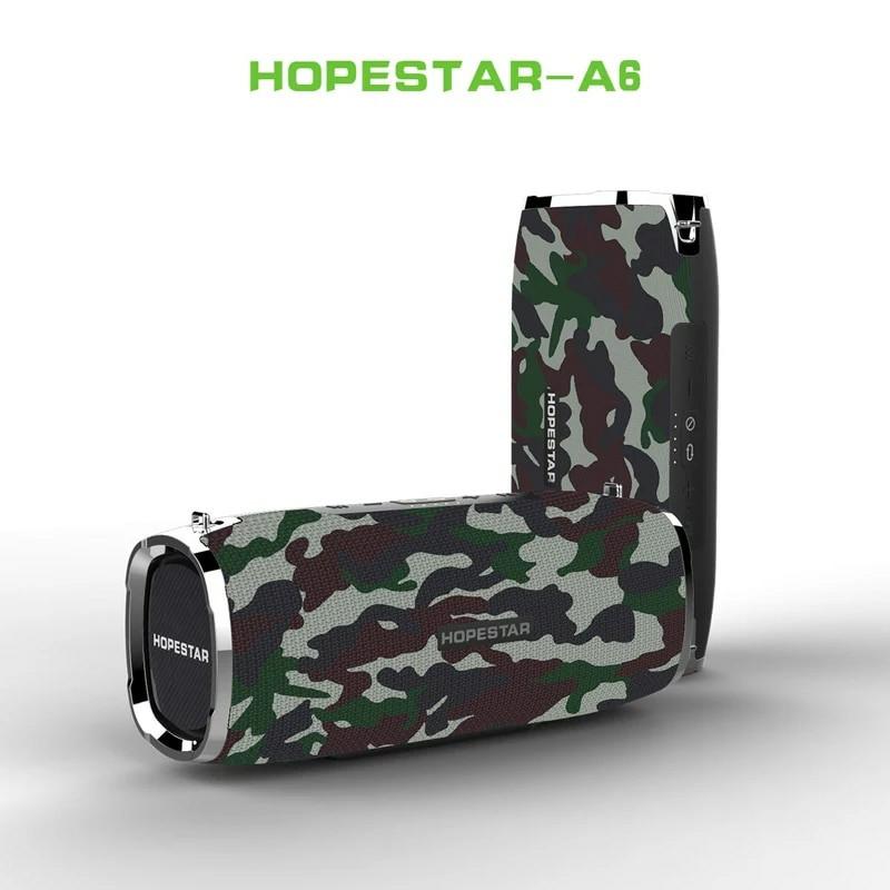 Hopestar A6 велика потужна колонка Bluetooth 2.1, 34W