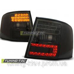 Задние фонари AUDI A6 05.97-05.04 AVANT SMOKE LED