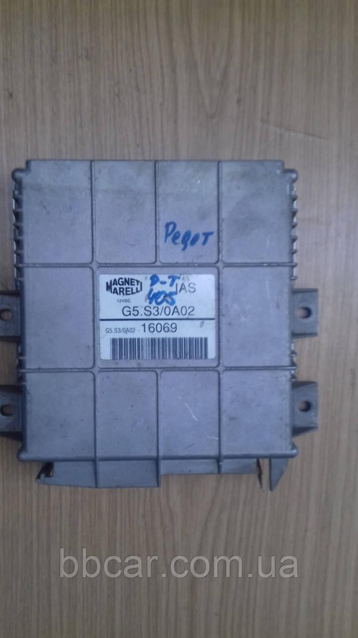 Блок управління двигуном MAGNETI MARELLI Peugeot 405  (G5S3/0A02)