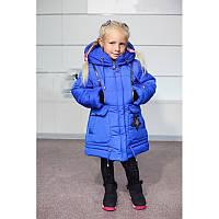 """Детская зимняя куртка на девочку """"Милана"""", фото 1"""