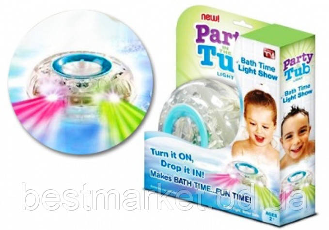 Светящаяся Игрушка для Ванны Party in The Tub Light