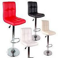 Стільці - крісла візажні , гримерні , барні на високій ніжці .
