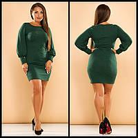 Платье женское стильное большие размеры АНД5097, фото 1