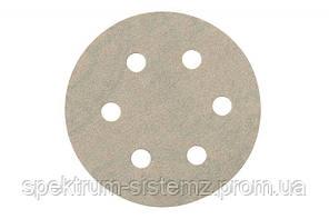 Шлифовальный круг P 180 Metabo для краски и лака 80 мм, 25 шт
