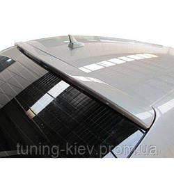 Бленда заднего стекла Audi A4 B8 стекловолокно