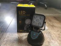 Переносной светодиодный прожектор WJ004-5XPE с мигалкой