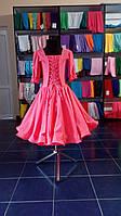 Рейтинговое платье (бейсик) Модель №030