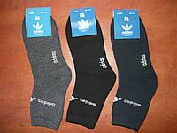 "Мужские махровые носки ""в стиле"" Adidas. р.41-46, фото 1"