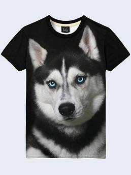 Мужские футболки с принтами животных и природы