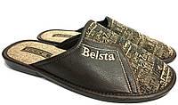 Чоловічі тапочки Belsta, фото 1