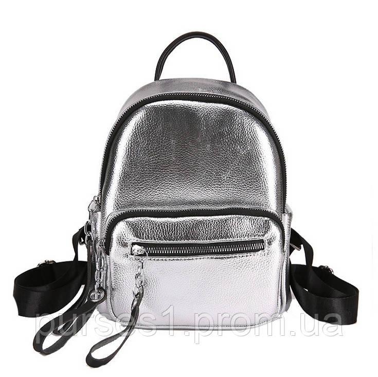 Рюкзаки женские стильные серебро, рюкзак женский - starbags.com в Одессе d46e4dfe592