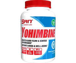 Жироспалювач SAN Yohimbine 90 caps