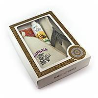 Подарочный набор для сауны №2 Банька, для него