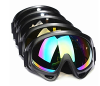 Вело / мото / спортивная / горнолыжная / лыжная солнцезащитная маска (5 расцветок)