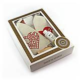 Подарочный набор для сауны №3 Love is, парный, фото 2