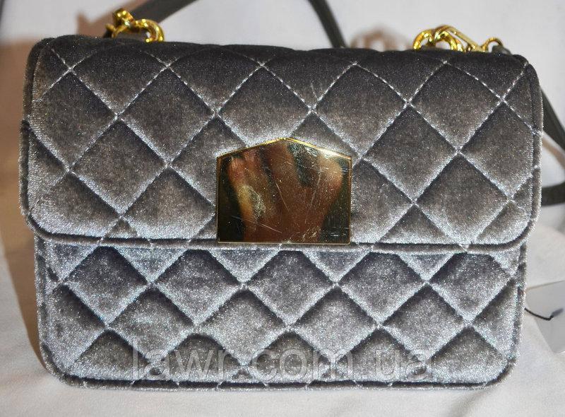 4bc5f3b934e2 Женская Сумка/клатч Chanel, Шанель, Велюровый, 058129 — в Категории ...