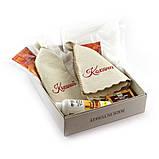 Подарочный набор для сауны №3 Коханый та кохана, парный, фото 2