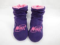Тапочки Winx для девочки