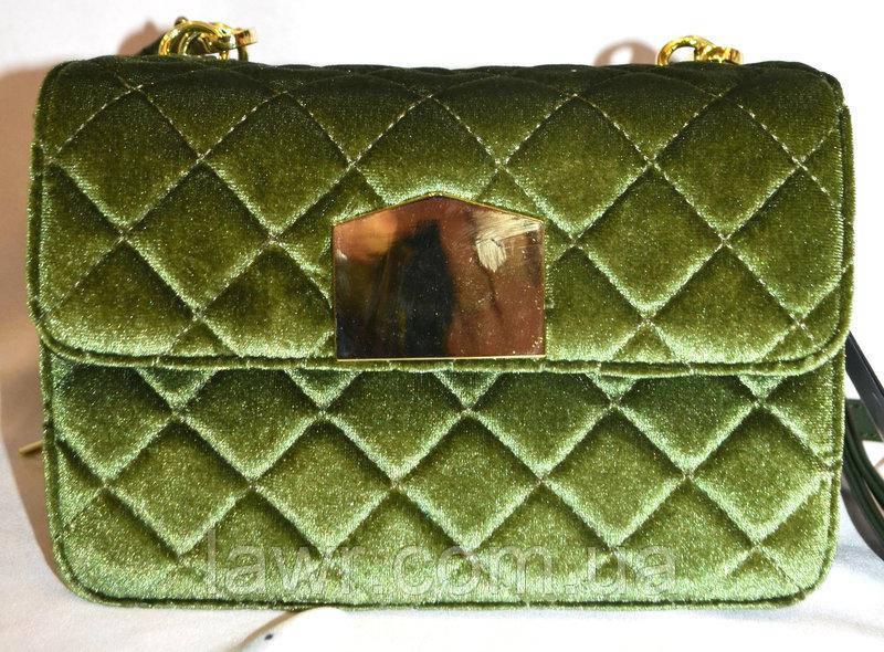 3c85e9e0d8ff Купить Женская сумка/клатч Chanel, Шанель, велюровый, 058133 в ...