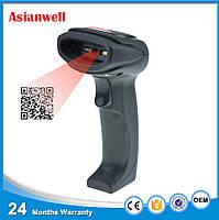 6 мес гарантия Проводной фото сканер Asianwel AW-2058 ручной 1D 2D штрихкодов имидж, фото 1