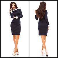 Платье женское с воротничком АНД013, фото 1