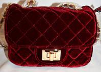 Женская сумка/клатч Chanel, Шанель, велюровый, 058134, фото 1