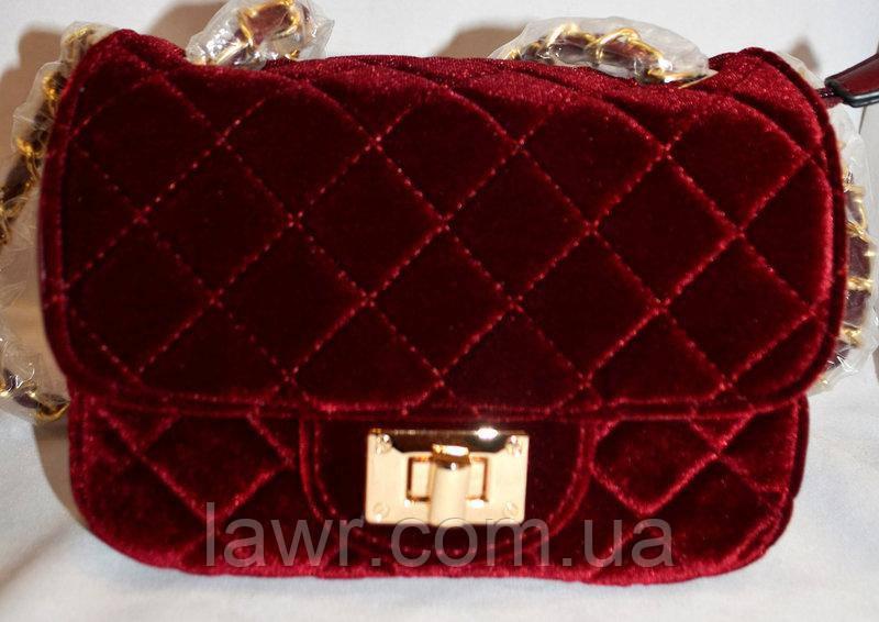 7cbd5ad31d76 Женская сумка/клатч Chanel, Шанель, велюровый, 058134 - Интернет-магазин